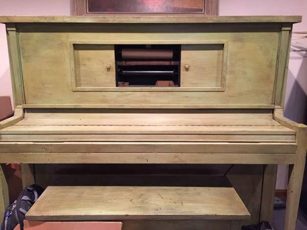 Pianola 1 dolar