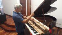Reparacion piano